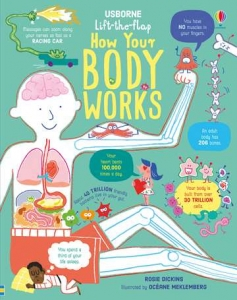 Lift-the-flap How your body works / Wydawnictwo Usborne