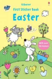First sticker book: Easter / Wydawnictwo Usborne