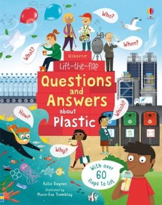 Lift-the-flap questions and answers about plastic / Wydawnictwo Usborne