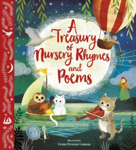 A Treasury of Nursery Rhymes and Poems / Wydawnictwo Nosy Crow