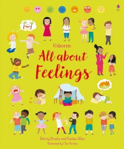 All about feelings / Wydawnictwo Usborne