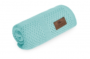 Bambusowy kocyk Ultra Soft Perfect Sage / Sleepee