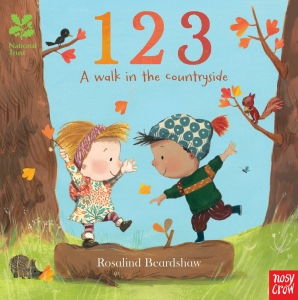 123, A walk in the countryside / Wydawnictwo Nosy Crow